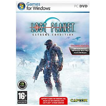Lost Planet Extreme Condition (PC DVD) - Uusi