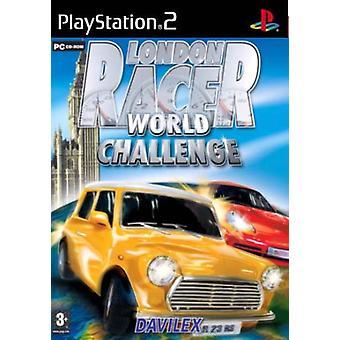 London racer World Challenge (PS2)-fabriken förseglad