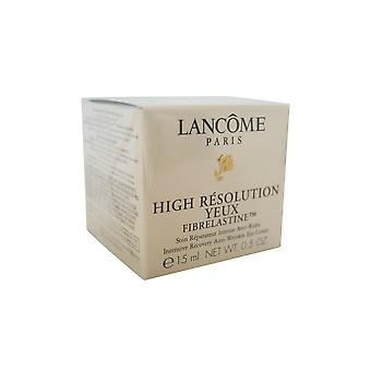 Lancome High Resolution Yeux Fibrelastine  0.5 OZ
