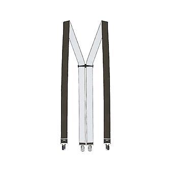 LLOYD men suspenders braces olive 2893