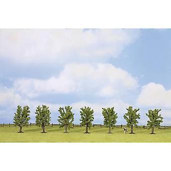 NOCH 25088 Árvore definir Broadleaf floresta 80 até 80 mm Verde 7 pc (s)
