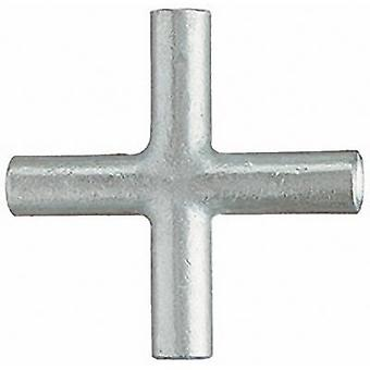 Klauke SKV4 Cross-kontakt 4 mm² inte isolerade metall 1 dator