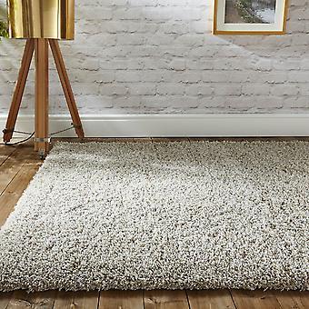 Hudson Beige wit rechthoek tapijten Plain/bijna gewoon tapijten