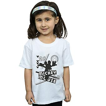 Disney Girls Mickey Mouse Always And Forever T-Shirt