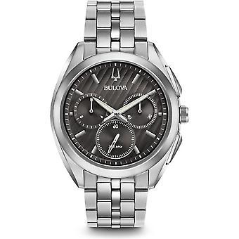 Montre Bulova Curv chronographe 96A186