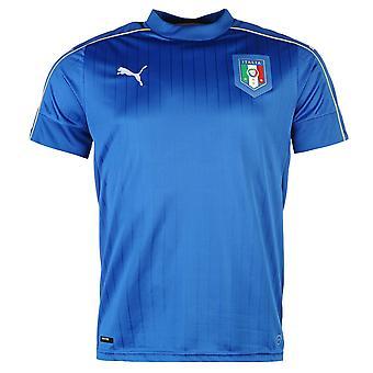 Puma Mens Italy Home Shirt 2016