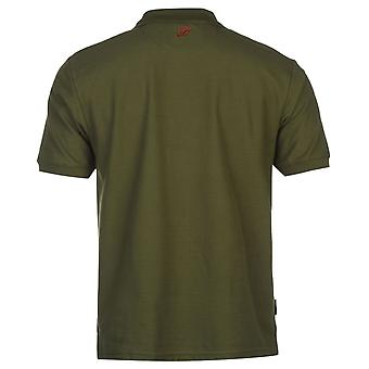 Diem Mens Polo T Shirt Fishing Tee Top Collar Short Sleeve Clothing Wear