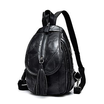 Genuine Lambskin Backpack, LAMM5902-1
