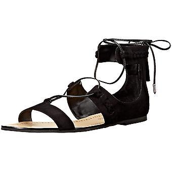 Daya door Zendaya Womens Sonora Open teen Casual Strappy sandalen