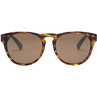 Elektrische California Nashville XL Sonnenbrillen - Matte Schildpatt/Ohm Bronze