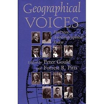 Géographiques voix - quatorze essais autobiographiques par Katherine Go