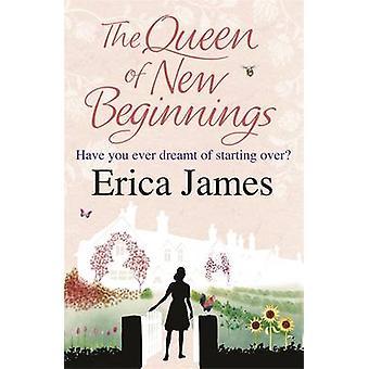 De koningin van nieuw begin door Erica James - 9781409102571 boek