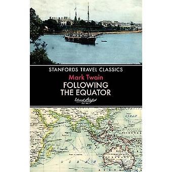 Following the Equator by Mark Twain - 9781912081721 Book