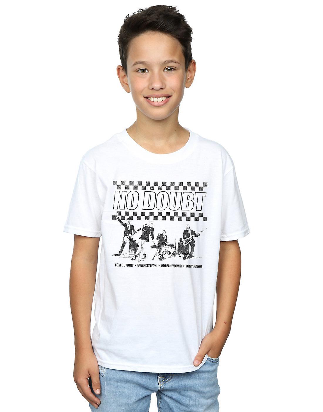 No Doubt Boys Ska Band T-Shirt