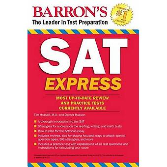 SAT Express by Timothy Hassall - Dennis Hasson - 9781438009902 Book