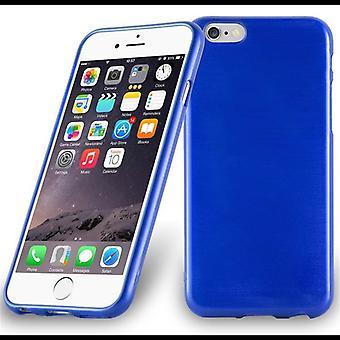 Cadorabo-sag til Apple iPhone 6 PLUS/iPhone 6S PLUS taske Cover-fleksibel TPU silikoneetui Ultra Slim Soft tilbage Cover sag kofanger