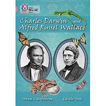 Collins Big Cat - Charles Darwin e Alfred Russel Wallace: banda 18/Pearl