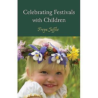 Vieren van Festivals met kinderen