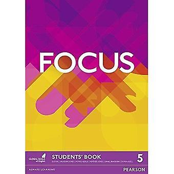 Focus BrE 5 Student's Book - Focus (Paperback)