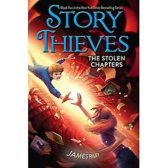 Skradzione rozdziałów (historia złodziei)