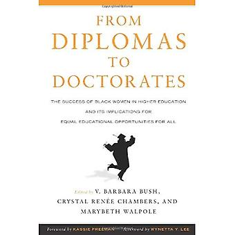 Des diplômes de doctorats: le succès des femmes noires dans l'enseignement supérieur et ses Implications pour l'égalité éducative...