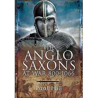 Anglosaxarna: På krig 800-1066