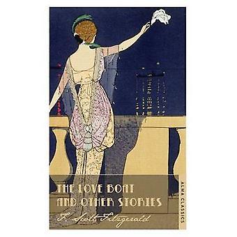 Love Boat og andre historier af Scott F. Fitzgerald - 978184749414