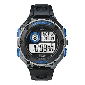 Montre chronographe Timex Expedition Vibe Shock Camo TW4B00300 pour hommes