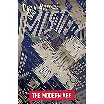 Mister X: den moderna tidsåldern