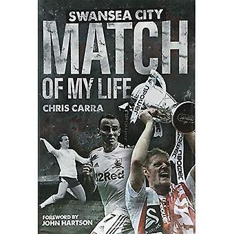 Swansea City Match de ma vie: légendes de cygnes revivre leurs plus grands jeux