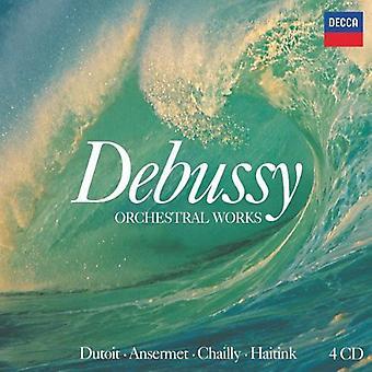 C. Debussy - Debussy: Orkestwerken [CD] USA import
