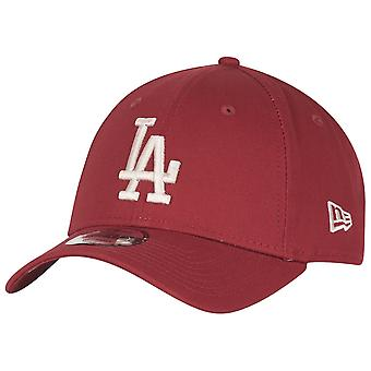 New Era 9Forty Cap - MLB Los Angeles Dodgers cardinal rot
