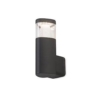 Forlight - flecha negra LED pared exterior accesorio PX-0138-NEG
