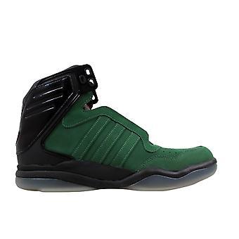 Adidas Tech Street Mid Dark Green/Black Q32933 Men's