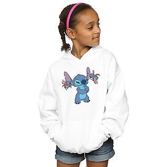 Disney Mädchen Lilo und Stitch Teufelchen Hoodie