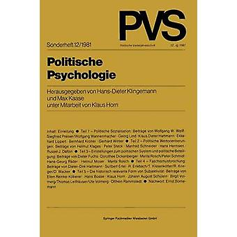 Politische Psychologie von Kaase & Max
