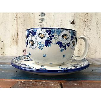 Maxi Cup with saucer, 375 ml, Lady, BSN A-0747