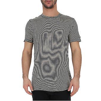 Isabel Marant 00mts042900m001h23ec Men's Grey Cotton T-shirt