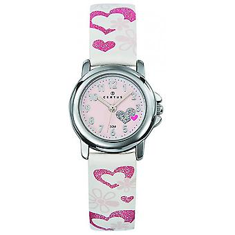 Watch Certus Leather 647455 - Girl