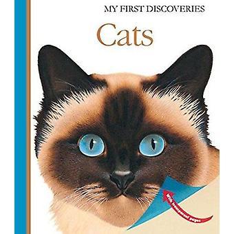 Cats by Pascale De Bourgoing - Henri Galeron - 9781851034390 Book