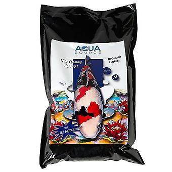 Aqua Source Hi Growth Sinking Koi Food 10kg