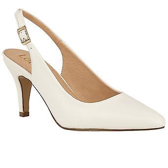 Lotus Lizzie kvinner slynge tilbake Courts sko