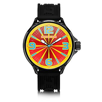 Holler Funked Up Red & Yellow Watch HLW2279-18