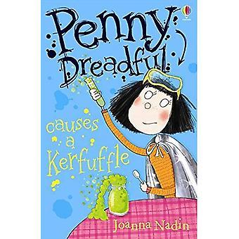 Penny terrível provoca um tumulto