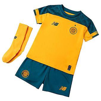 2019-2020 Celtic Away små gutter mini Kit