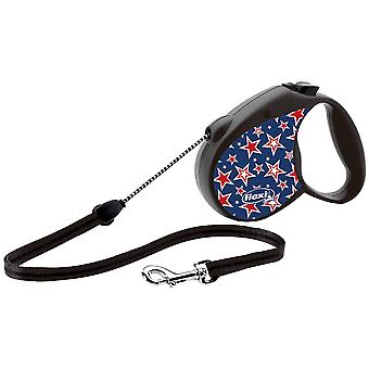 Flexi Correa Flexi Standard M Stars Cordon (Dogs , Collars, Leads and Harnesses , Leads)