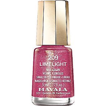 Mavala Disco kerst kleuren nagellak collectie 2016-Limelight 5ml (209)