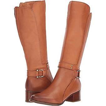 Naturalizer Womens Dane Leather Closed Toe Knee High Fashion Boots