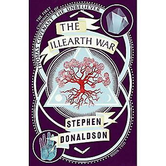 Illearth-krigen (Thomas pagts krøniker, bog 2) (Thomas pagts krøniker)