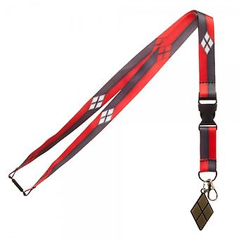 Lanyard - DC Comics - Harley Quinn Suit Up Nuovo la5735dco con licenza
